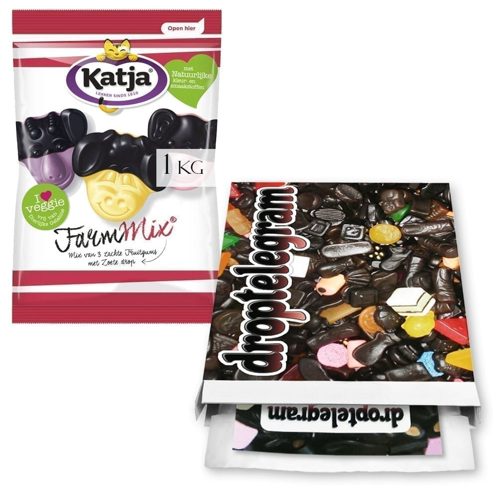 Katja Farm mix Droptelegram