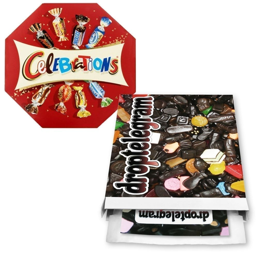 Celebrations Chocolaatjes
