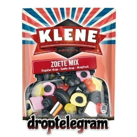Klene Zoete DropMix