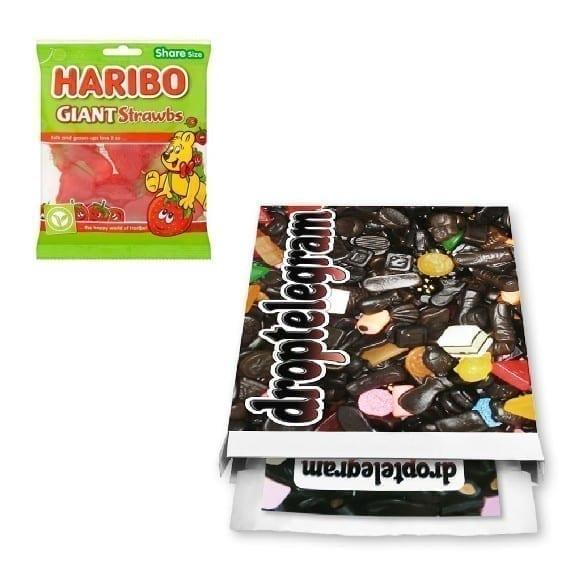 Haribo Giant Strawbs snoep