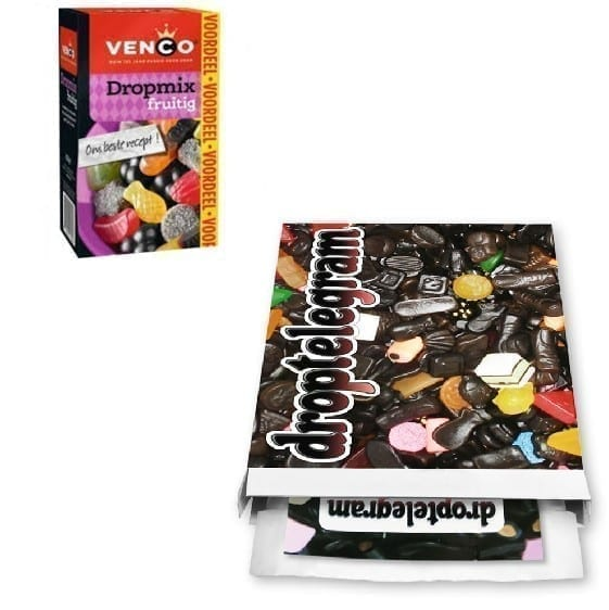 Venco Dropmix Fruitig