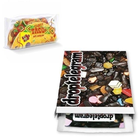 Snoep Taco