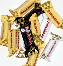Mini Toblerone mix